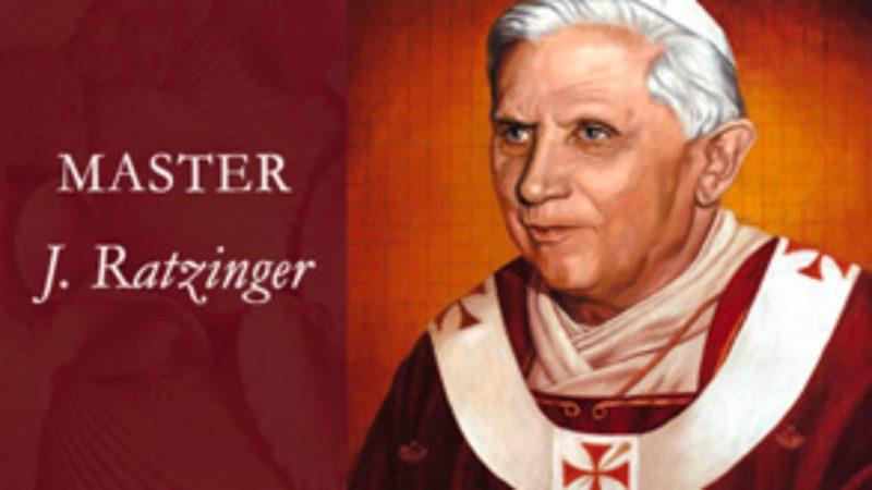 Fondation Raztinger - Benoît XVI
