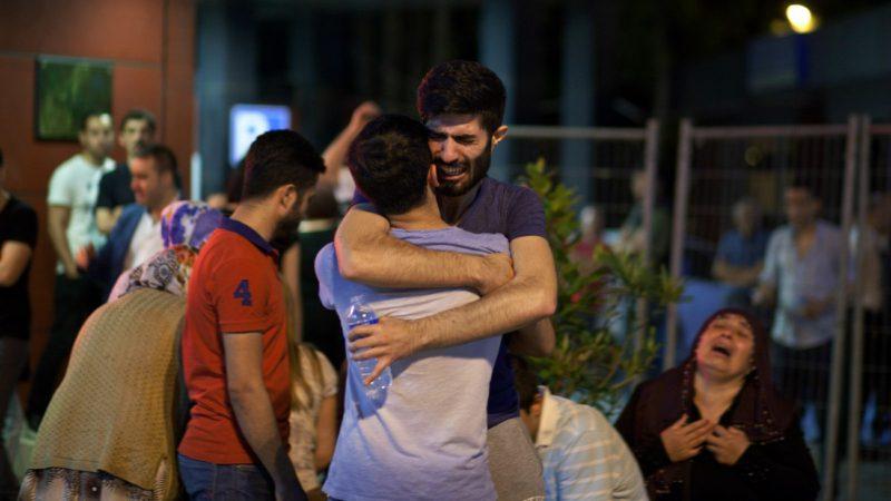 L'attentat à l'aéroport d'Istanbul a fait au moins 36 morts (Photo:NAR Photos Adnan Onur Acar/Keystone)