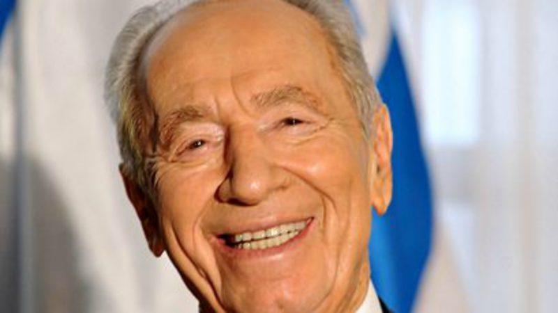 Shimon Peres (Photo:  Elza Fiúza,  Agência Brasil, Wikimedia Commons)