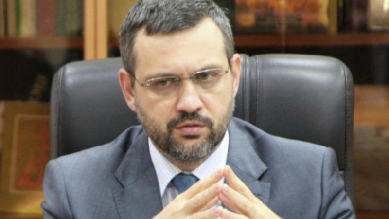 Vladimir Legoïda, président du Département des relations du Patriarcat de Moscou avec les médias (Photo:  orthodoxie.com)