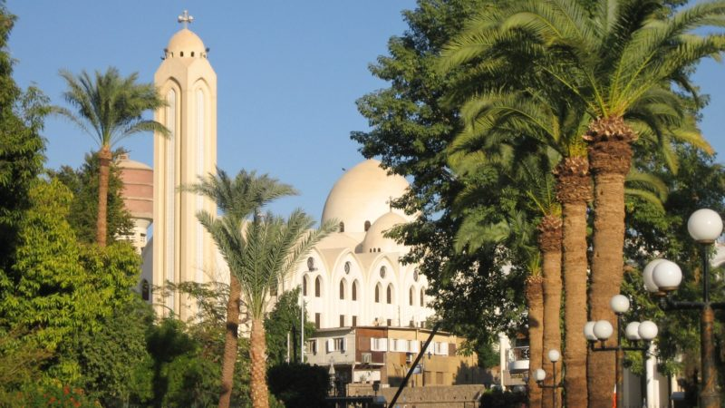 Une église copte en Egypte. (photo: Flickr/D. Perries/CC BY-NC-ND 2.0)