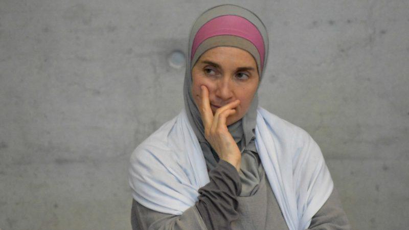 Fasting Days 2016  L'infirmière et conseillère municipale de Meyrin Sabine Tiguemounine (Photo:  Jacques Berset)