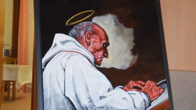 Le procès de béatification du Père Hamel, assassiné par des djihadistes dans son église, devrait aller vite (Photo: Blog ser-ta-paroisse)