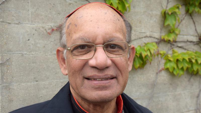 Mgr Oswald Gracias, archevêque de Bombay et président de la fédération des conférences épiscopales d'Asie. (Photo: Wikimedia Commons/StagiaireMGIMO/CC BY-SA 3.0)