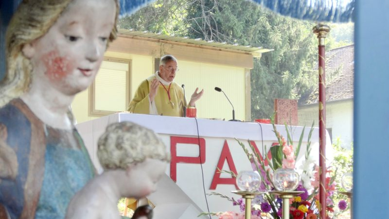 A Porrentruy, la chapelle de Lorette accueille des centaines de personnes chaque 15 août. (Photo: DR)