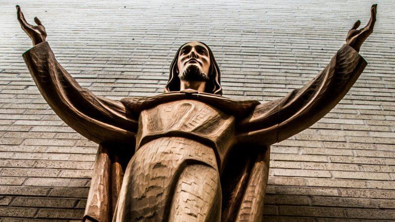 """Jésus leurs dit : """"Efforcez-vous d'entrer par la porte étroite, car, je vous le déclare, beaucoup chercheront à entrer et ne le pourront pas. """" (Photo: Flickr/Philip Cohen/<a href=""""https://creativecommons.org/licenses/by-nc/2.0/legalcode"""" target=""""_blank"""">CC BY-NC 2.0</a>)"""