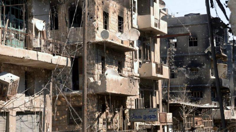 Alep, au nord-ouest de la Syrie, est ravagé par les bombardements (Photo:Freedom House/Flickr/CC BY 2.0)