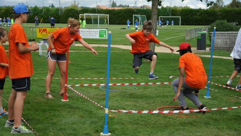 Les KidsGames, entre joutes sportives et découverte de la Bible (Photo:KidsGames-Suisse romande)