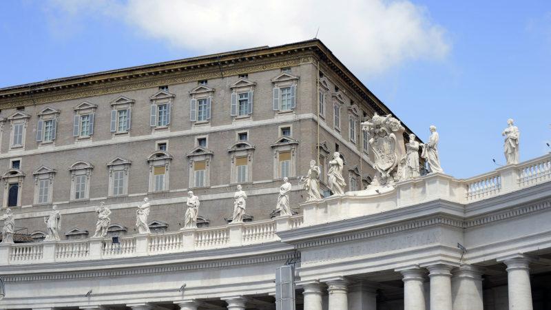Le pape recevra le Conseil pontifical Cor Unum, avec les nonces aportoliques de Syrie et d'Irak au Palais apostolique. (Photo: Wikimedia Commons/Livioandronico2013/CC BY-SA 4.0)