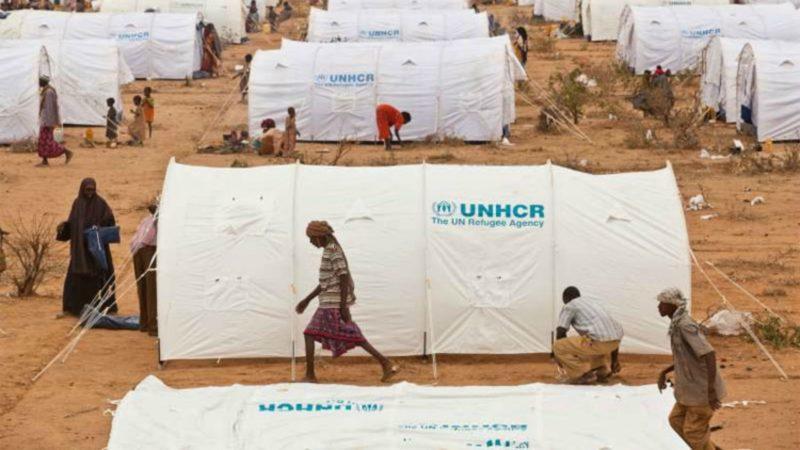Camp de réfugiés de Dadaab, au Kenya (Photo UNHCR Flickr)