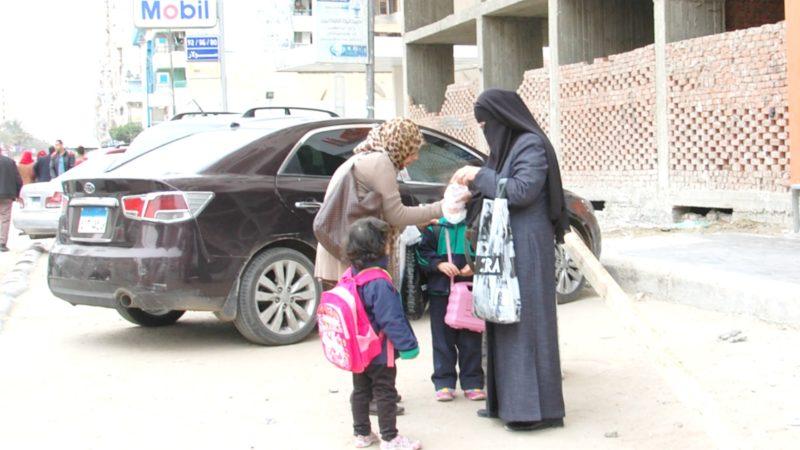 Egypte Les salafistes sont toujours influents dans le pays (Photo:  Jacques Berset)