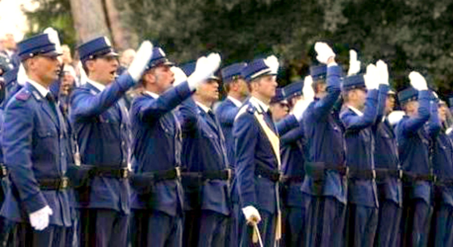 Rencontres entre gendarmes