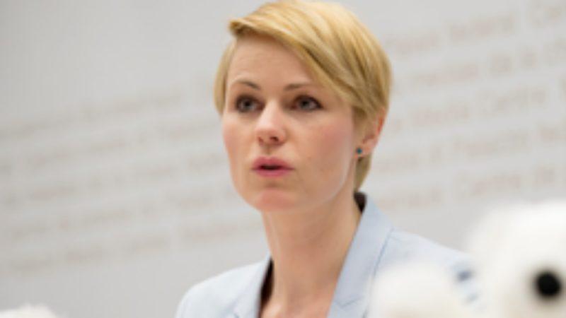Natalie Rickli, conseillère nationale UDC zurichoise (Photo:  natalie-rickli.ch)