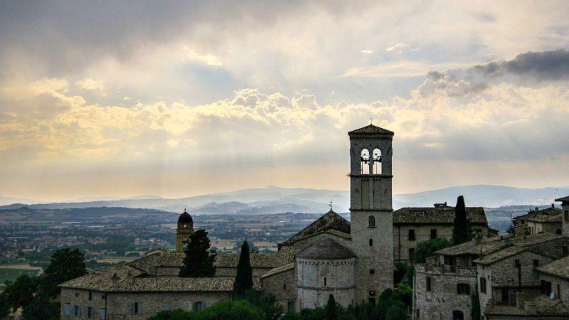La ville d'Assise, au centre de l'Italie (Photo:Pixabay.com)