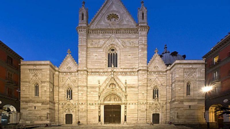 La cathédrale de Naples (photo DR)