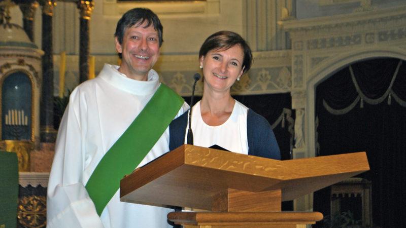 Bertrand et Françoise Georges, responsables de la pastorale familiale pour le canton de Fribourg. (Photo: DR)