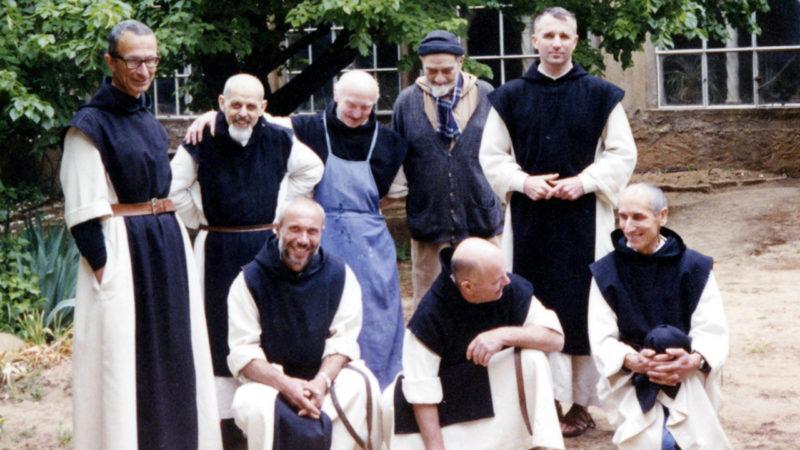 La communauté des moines cisterciens-trappistes de Tibhirine (Photo: DR)