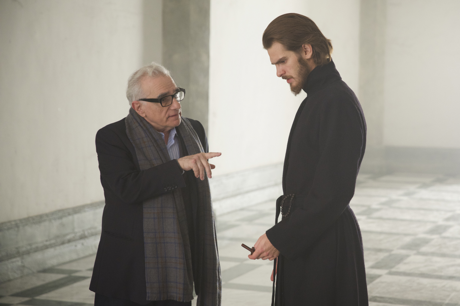 Le pape reçoit mercredi Martin Scorsese pour son film sur des jésuites