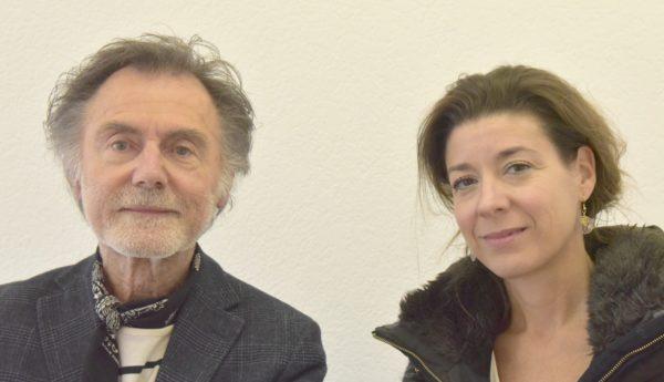 Claude Charles Fourrier et Sylvie Dethiollaz étudient depuis plus de 20 ans les états modifiés de conscience (Photo:Raphaël Zbinden)