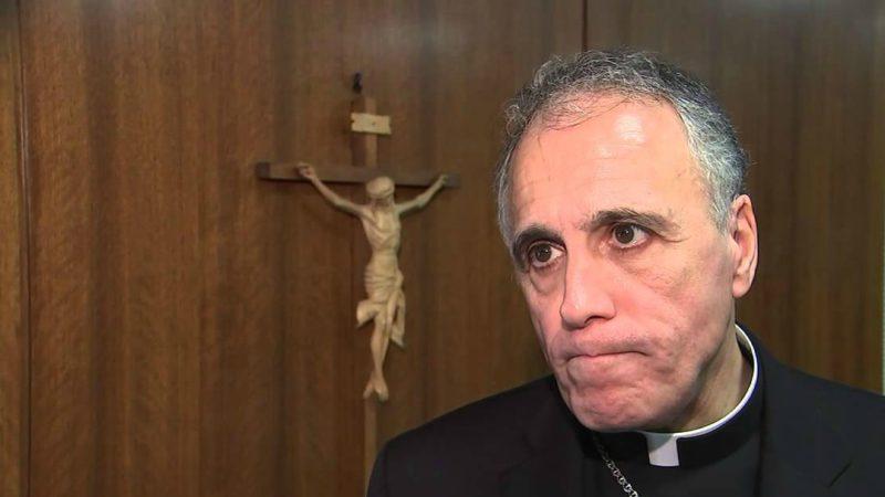 Mgr Daniel DiNardo, président de la Conférence des évêques catholiques des Etats-Unis (USCCB)  (Photo:YouTube.com)