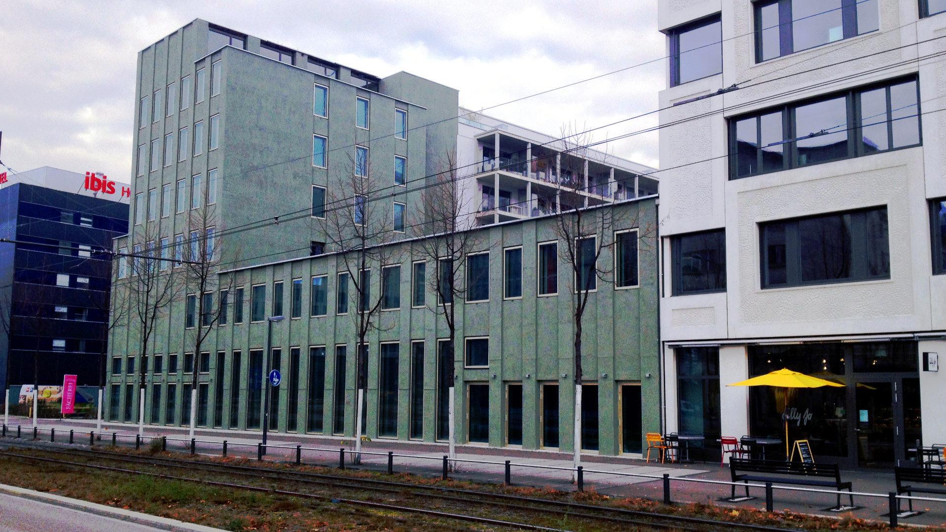 Zurich la paulus akademie pourra s 39 installer dans ses for Agence immobiliere zurich