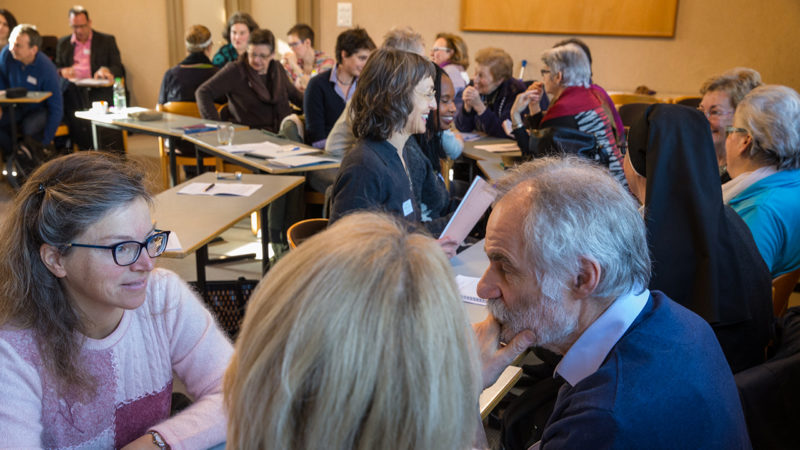 Un public attentif et diversifié (Photo: Jean-Claude Gadmer)