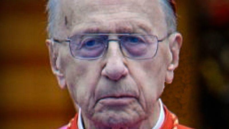 Cardinal Roger Etchegaray, 2012 (Photo:  www.ktabkbih.net)