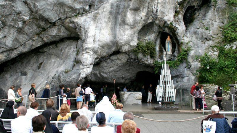 """L'Association du pèlerinage de la Suisse romande à Lourdes verra le jour le 21 janvier 2017. (Photo: Flickr/Hagen Graf/<a href=""""https://creativecommons.org/licenses/by/2.0/legalcode"""" target=""""_blank"""">CC BY 2.0</a>)"""