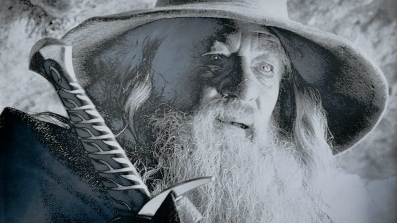 Le magicien Gandalf, du Seigneur des anneaux, renvoie-t-il à une figure chrétienne? (dr)