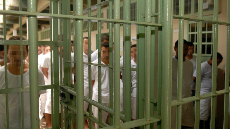 Le Brésil compte plus de 700'000 détenus (Photo:Jean-Claude Gerez)