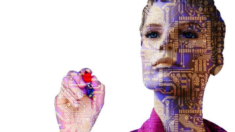 """""""Les robots vont se développer mais il faut veiller à ce qu'ils restent sous le contrôle des personnes et à ce qu'ils respectent leur intimité"""" (Photo: pixabay)"""