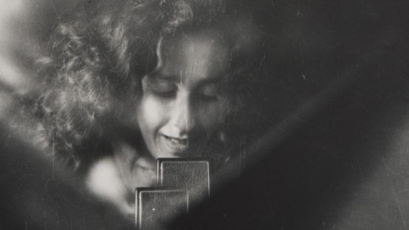 Suzi Pilet, autoportrait (© Suzi Pilet, Fonds Suzi Pilet, Musée de l'Elysée)