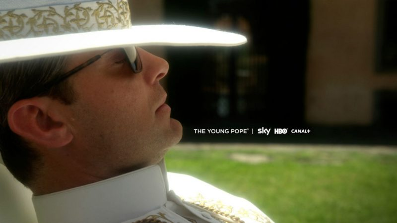 """The young pope""  une série Tv contestée et contestable (photo DR)"