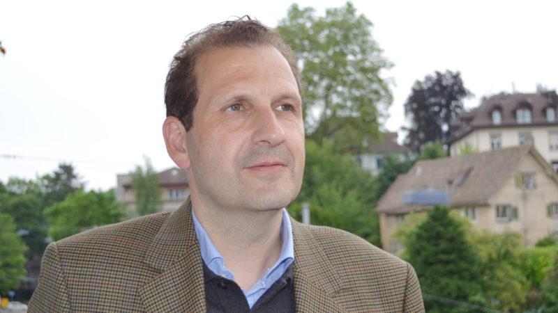 Giuseppe Gracia, porte-parole du diocèse de Coire (Photo: Barbara Ludwig)