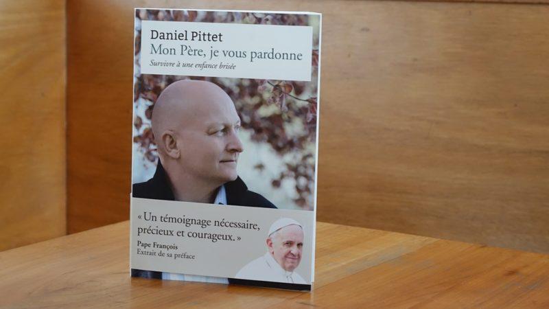Daniel Pittet a pardonné au capucin qui le violait (photo Maurice Page)