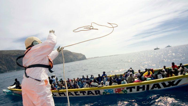 Les évêques ont rappelé le drame humain de la migration (Photo:UNHCR/Flickr/CC BY-NC 2.0)