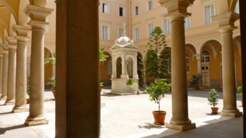 Le séminaire français de Rome (photo CEF)