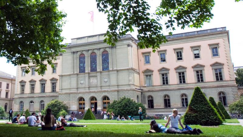 la Faculté de Théologie protestante de Genève inscrit dans son programme des cours de théologie catholique (Photo: Jacques Erard/unige)