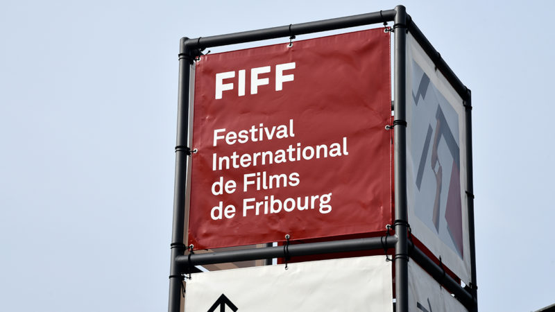 FIFF, le Festival international du film de Fribourg (Photo: Pierre Pistoletti)