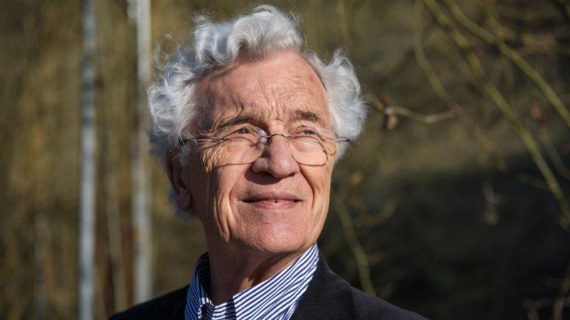 Leo Karrer, ancien professeur de théologie pastorale à l'Université de Fribourg (1982-2008) (photo Vera Rütimann)
