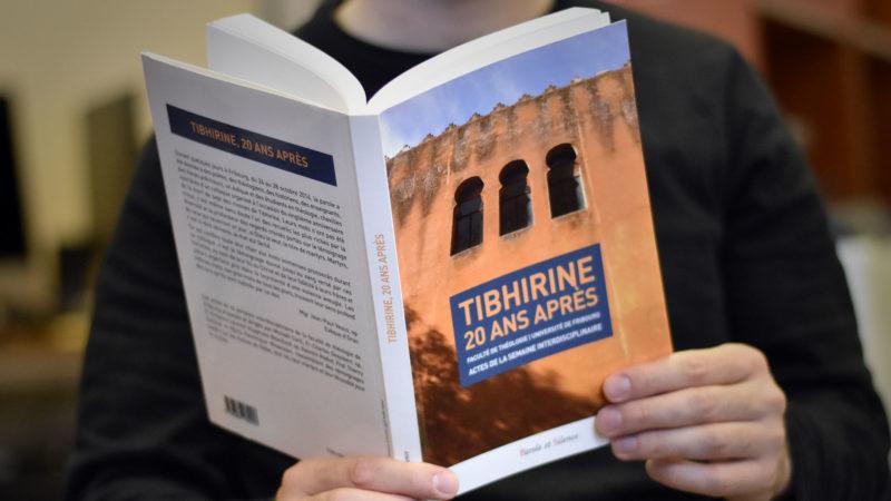 4 étudiants en théologie sont à l'origine du recueil de témoignages inédits sur les moines de Tibhirine (Photo: Grégory Roth)