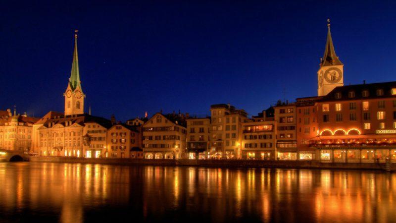 """Le canton de Zurich fait partie du diocèse de Coire (Photo:Beat Küng/Flickr/<a href=""""https://creativecommons.org/licenses/by-nc/2.0/legalcode"""" target=""""_blank"""">CC BY-NC 2.0</a>)"""