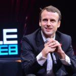 "Le président français, Emmanuel Macron élu le 7 mai 2016 (photo wikipedia OFFICIAL LEWEB PHOTOS  <a href=""https://creativecommons.org/licenses/by/2.0/legalcode"" target=""_blank"">CC BY 2.0</a>)"