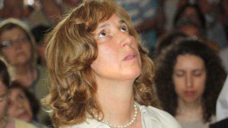 Medjugorje La voyante Marija (Photo:  www.medjugorje.ws)