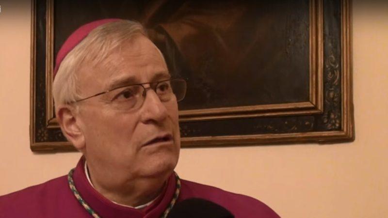 Mgr Gualtiero Bassetti, archevêque de Pérouse, est devenu président de la Conférence épiscopale italienne (Photo:YouTube.com)