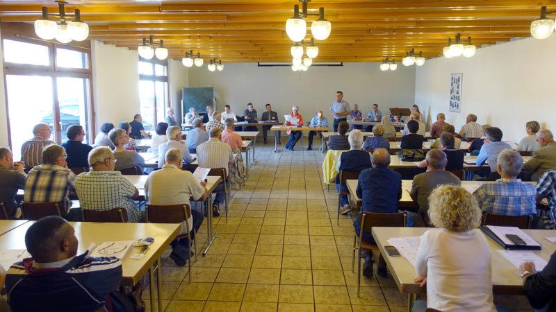 L'assemblée de la Communauté ecclésiastique cantonale s'est tenue à Saignelégier. (Photo: SCJP)