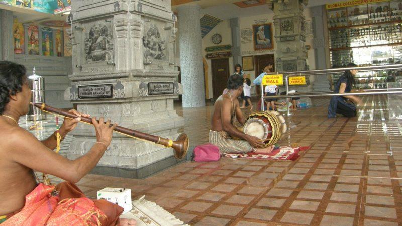 """Dans l'hindouisme les rituels de consécration d'un temple durent plusieurs semaines (Photo d'illustration:Jon Robson/Flickr/<a href=""""https://creativecommons.org/licenses/by/2.0/legalcode"""" target=""""_blank"""">CC BY 2.0</a>)"""