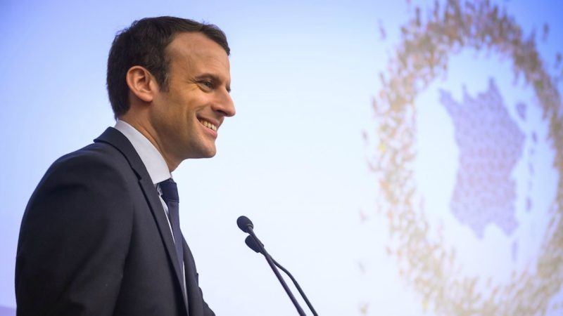 Emmanuel Macron a téléphoné au pape François (Photo:vfutscher/Flickr/CC BY-NC 2.0)