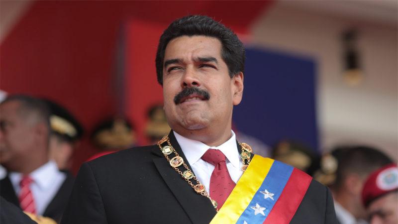 Nicolás Maduro, président de la République du Venezuela (Photo: Wikimedia commons)