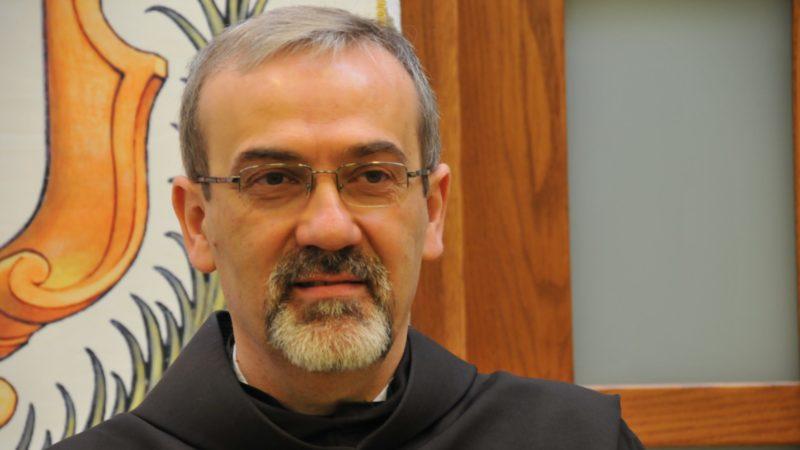 Le franciscain Pierbattista Pizzaballa, administrateur apostolique du Patriarcat latin de Jérusalem ¦ © Maurice Page